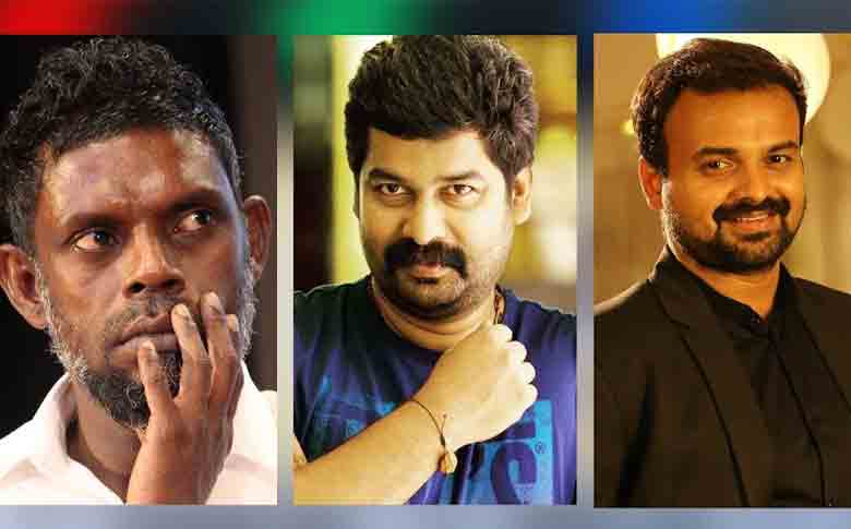 Joju George, Kunchacko Boban, & Vinayakan team up for a new project