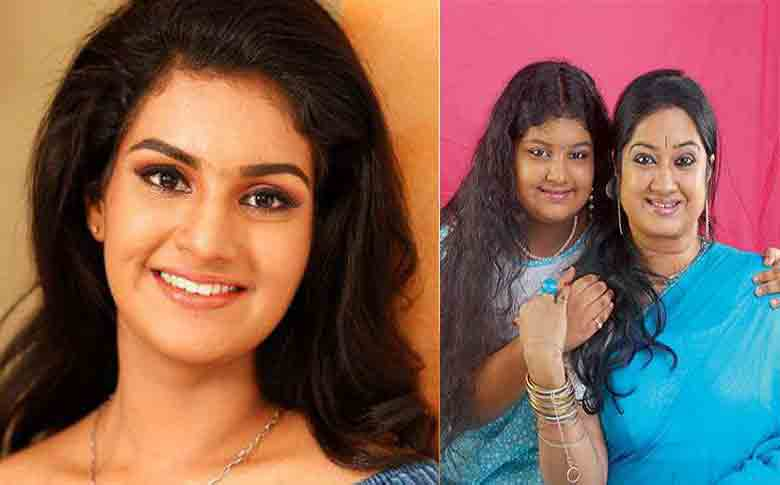 Kalpana's daughter Sreemayee Anil to make her acting debut