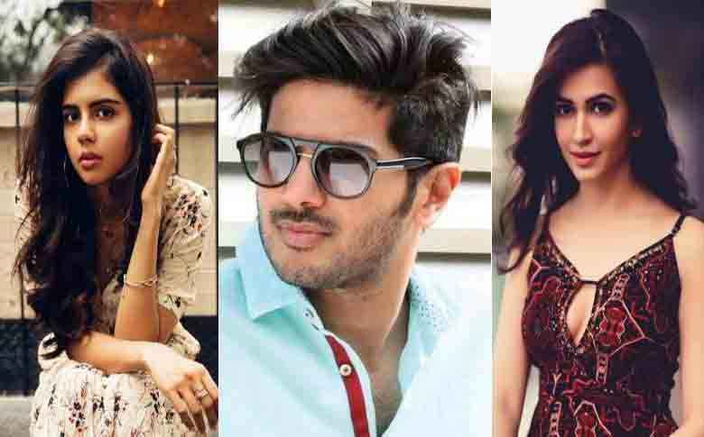 Kalyani Priyadarshan and Kriti Kharbanda to act with Dulquer Salmaan