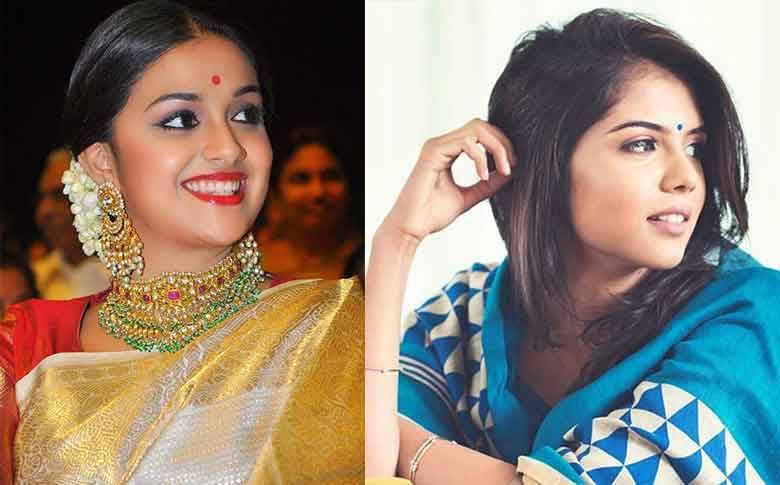 Keerthy Suresh and Kalyani Priyadarshan team up with Mohanlal for Marakkar movie