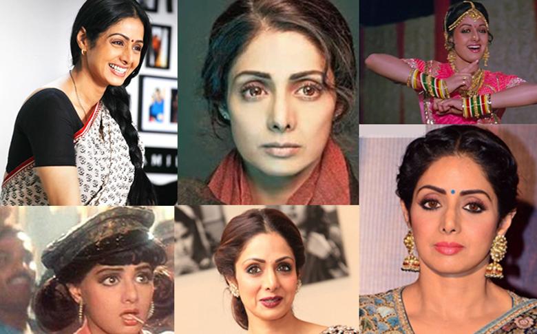 Legendary Bollywood actress Sridevi passes away