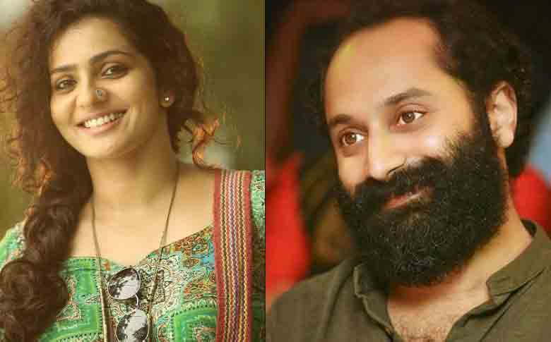 Mahesh Narayanan's next movie to star Parvathy and Fahadh Faasil