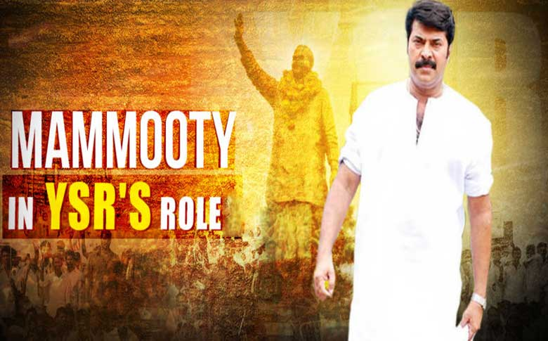 Mammootty to Tollywood!!!!