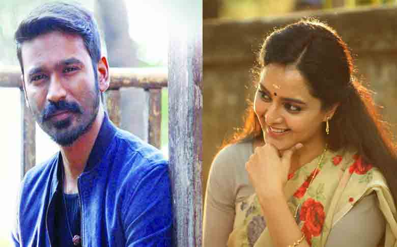 "Manju Warrier to team up with Dhanush in ""Asuran"""