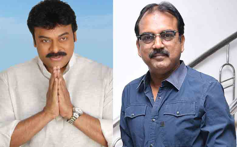 Megastar Chiranjeevi's 152nd film shooting kickstarts today
