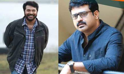 Megastar Mammootty to re