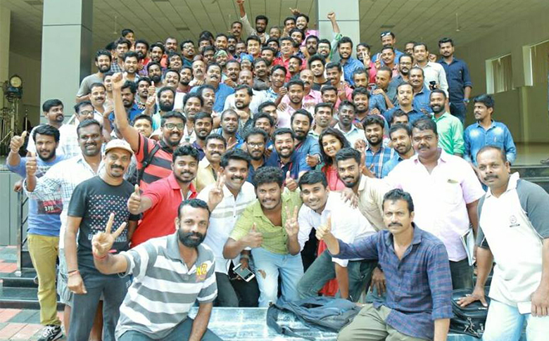 Mohanlal's Odiyan wraps up shoot!