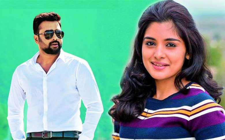 Naara Rohith to romance Nivetha Thomas in 'Shabdam'