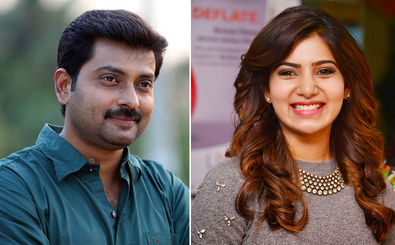 Narain to play an important role in Samantha starrer Telugu film!