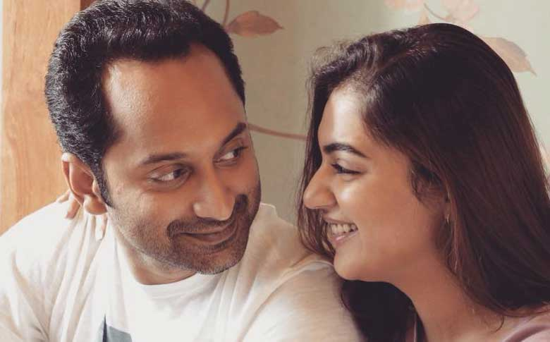 "Nazriya in a new role turns singer for ""Varathan"""