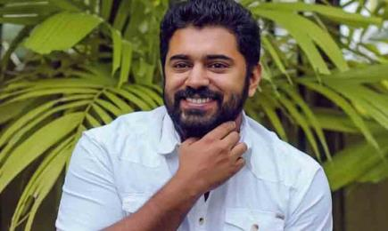 Nivin Pauly having promi