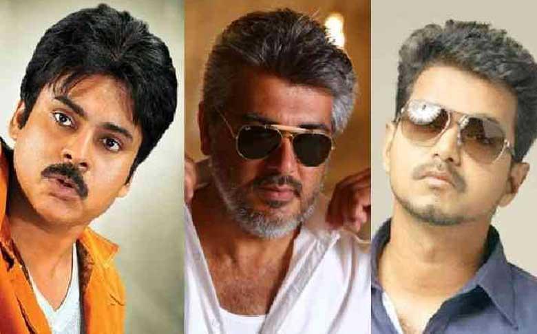 """PowerStar Pawan Kalyan's """"Attarintiki Daredi"""" to be remade in Tamil"""