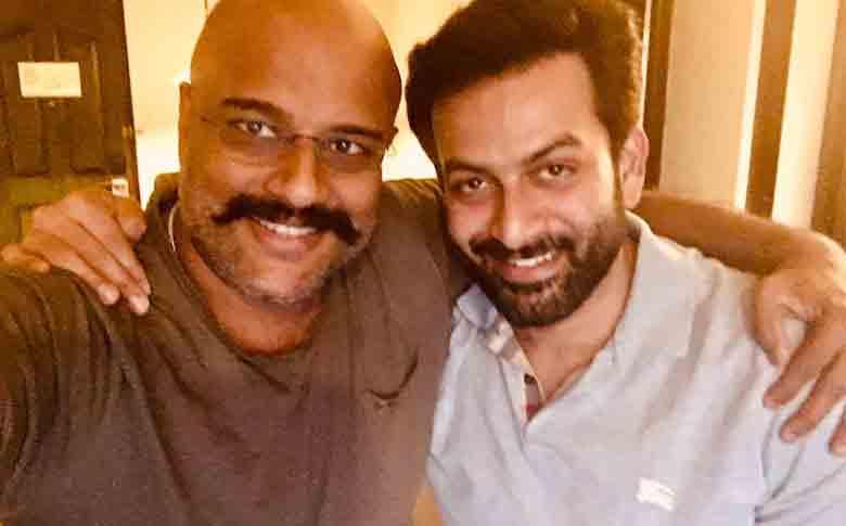 Prithviraj and Murali Gopy to team up again?