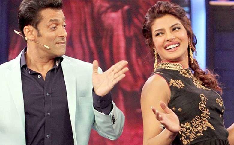 Priyanka Chopra team up with Salman Khan