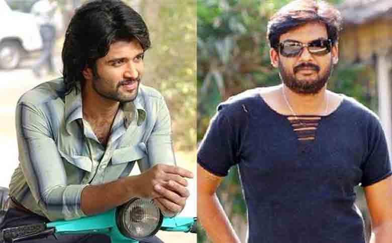 Puri Jagannath planning a film with Vijay Devarakonda