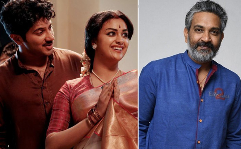 Rajamouli is now a fan of Dulquer Salman!