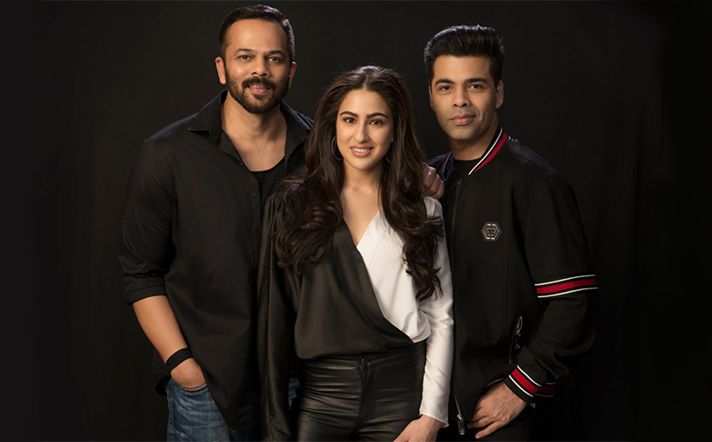 Sara Ali Khan to star opposite Ranveer Singh in 'Simmba'!