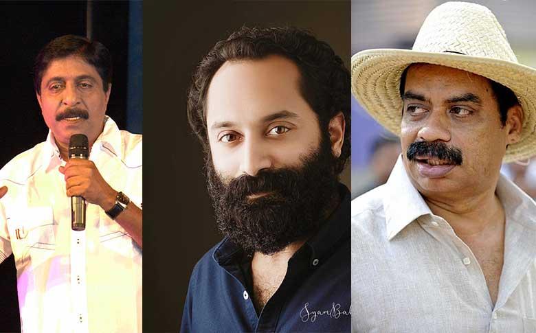 Sathyan Anthikad-Fahadh Faasil-Sreenivasan to join for Malayali