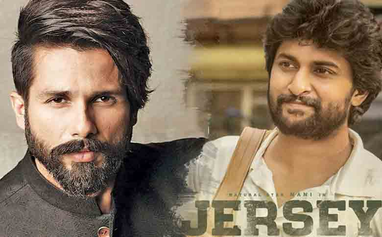 Shahid Kapoor to star in Hindi remake of 'Jersey'