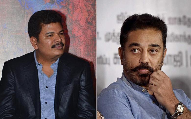 Shankar-Kamal Haasan's Indian 2 to be shot in Ramoji Film City!
