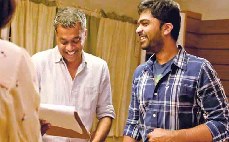 Simbu – Gautham Menon to join hands again for an Action Thriller