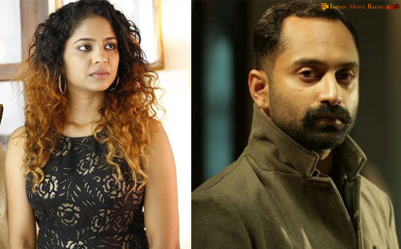 Srindha as the girlfriend of Fahadh in Role Models!