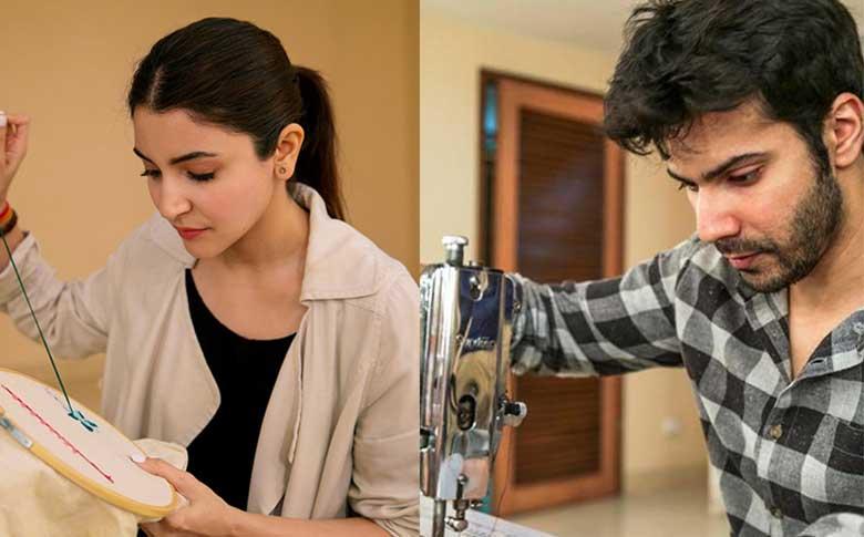 Sui Dhaaga; Anushka Sharma and Varun Dhawan got interesting roles