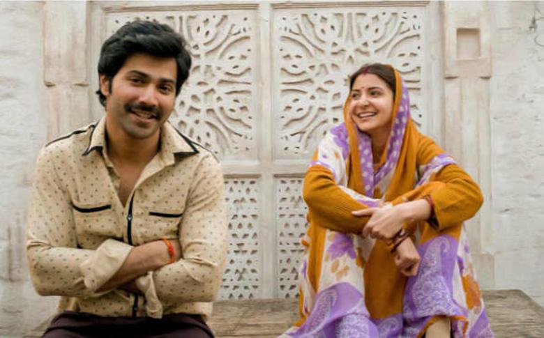 Sui Dhaaga first look: Varun Dhawan and Anushka as a small town couple!
