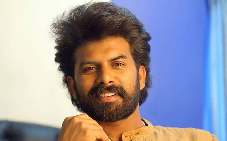 Sunny Wayne makes his big entry to Kollywood