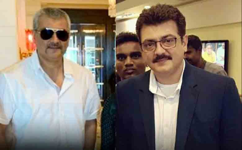 Thala Ajith starring 'Valimai' first schedule wrapped up