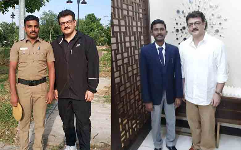 Thala Ajith to appear in a new look for his next film