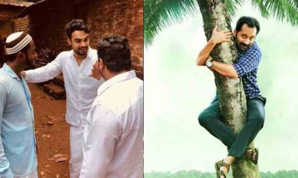 Tovino Thomas and Fahad