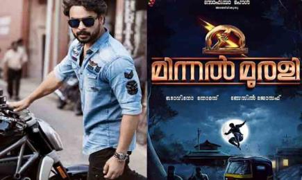 Tovino Thomas to play as