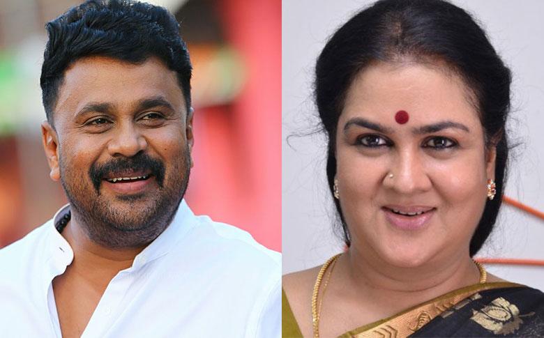 Urvashi to play Dileep's heroine in Nadirshah directorial Keshu Ee Veettinte Naathan?