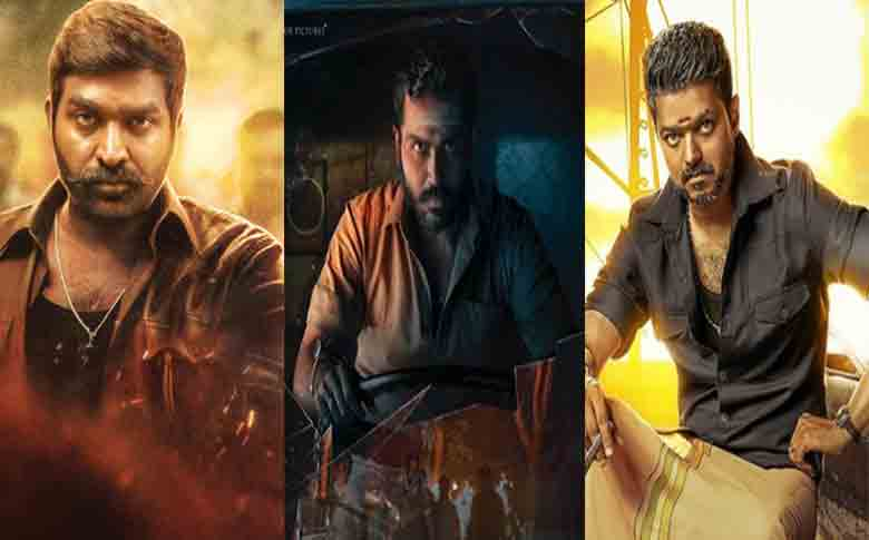 Vijay, Vijay Sethupathi and Karthi to lock horns on this Deepawali
