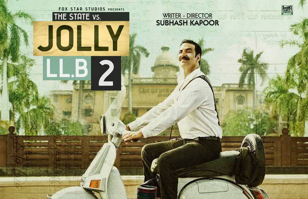 Jolly LLB 2 - Indian Movie Rating